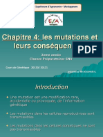 Chapitre 4 Mutations (2) (2)