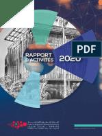 Rapport DACTIVITÉS-2020 CRI