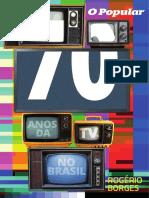 70 anos da TV no brasil