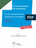 IGEN-Rapport-2017-056-Repenser-forme-scolaire-numerique-nouvelles-manieres-apprendre-enseigner_849551