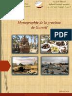 Monographie de La Province de Guercif