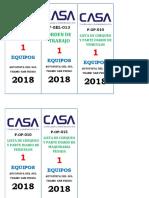 ROTULOS DE EQUIPOS 2018