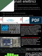 Presentazione Elettronica Studiosegnali