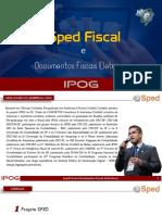 SPED Fiscal e Documentos Fiscais Eletrônicos (Módulo 1)