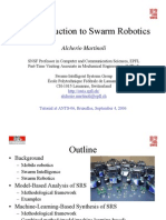An Introduction to Swarm Robotics - A.Martinoli_tutorial_slides