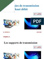 1- Chapitre 2 Les supports de transmission