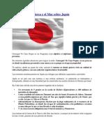 La Fuerza de la Tierra y el Mar sobre Japon