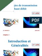 0- Chapitre 1 Intr & Généralités