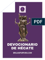 DEVOCIONARIO HÉCATE