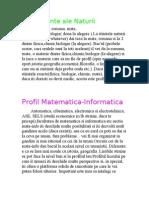Profile pt LICEU