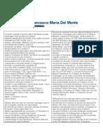 Cardinale Francesco Maria Del Monte