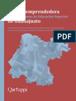 Actitud emprendedora en Instituciones de Educación Superior de Guanajuato
