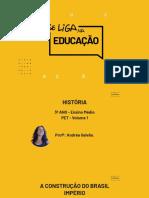 3- EM_3ANO_HIST_ PET1_A CONSTRUÇÃO DO BRASIL IMPÉRIO
