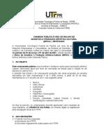 CHAMADA PÚBLICA 01_2021 DE BOLSAS DE INCENTIVO À PRODUÇÃO ARTÍSTICA CULTURAL (BIPAC)_RETIFICADO