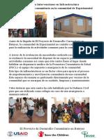 9.Centro comunitario
