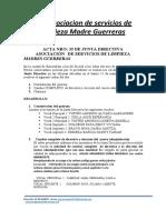 ACTA de Junta Cambio Completo de Directiva (3)