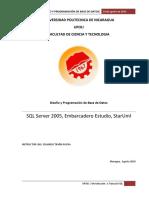 1a Diseño y Programación de Bases de Datos