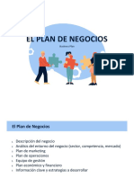 PLAN DE NEGOCIOS PRESENTACION