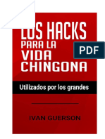 LOS HACKS PARA LA VIDA CHINGONA