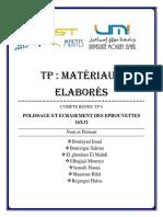 TP 6 - ENSAM