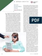 La Optometría Basada en La Evidencia Ante La Crisis de La Ética y La Integridad Profesional
