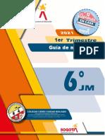 Cartilla Base 6o Jm
