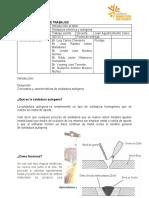 Word- Introducción al taller (Soldadura)