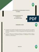 SITUACION ACTUAL Y ESTRATEGIAS DE MEJORA EN FINCAS