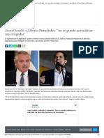 Juan Guaidó a Alberto Fernández_ ″no se puede normalizar una tragedia″ _ Venezuela en DW _ DW _ 23.05.2021