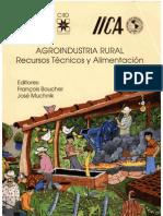 AGROINDUSTRIA RURAL - Recursos Tecnicos y Alimentacion