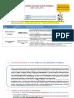 Evaluación Diagnóstica Raul Molina 2do A