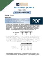 ESTADÍSTICA-aplicada-2016-II