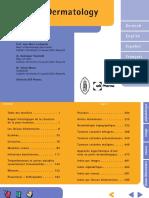 Atlas de Dermatologie Par J.-m. Lachapelle, D. Tennstedt Et L. Marot UCB Pharma
