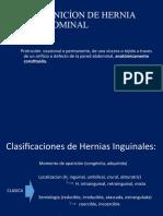 CLASE Hernia Inguinal