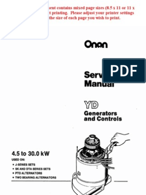 40 Kw Onan Generator Wiring Diagram. . Wiring Diagram  Kw Onan Generator Wiring Diagram on