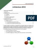 5 Architecture MVC