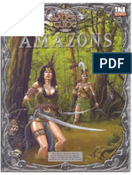 D&D 3.5 The Slayer's Guide to Amazons