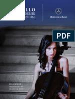 Cello Akademie Rutesheim 2011 Konzertflyer zensiert