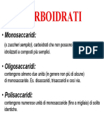 Carboidrati (1)