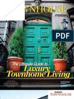 The Observer's Townhouse - Spring 2011
