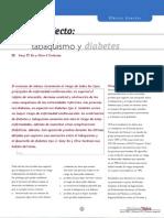 Artículo tabaco diabetes