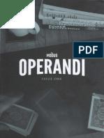 Pdfcoffee.com Joseph Barry Operandi Issue Onepdf 5 PDF Free