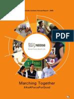 Nestle India Annual Report 2020