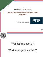 VL5-Intelligenz Und Emotion