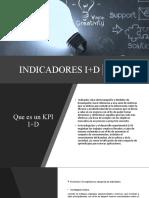 Indicadores de I+D