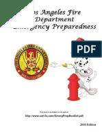 Emergency Preparedness Booklet
