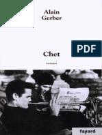Alain Gerber - Chet [FR]