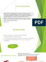 FACTORES DETERMINAN CLIMA