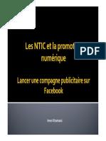 Chp3 Les NTIC et la promotion numérique