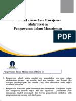 Materi Sesi 6a_ISIP4111_Fungsi Pengawasan